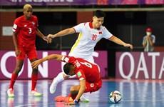 Futsal Việt Nam chỉ còn cơ hội mỏng manh đi tiếp tại World Cup 2021