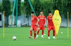 U23 Việt Nam thi đấu bảng I vòng loại U23 châu Á 2022 tại Kyrgyzstan