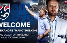 'Người cũ' của CLB TP.HCM làm tân huấn luyện viên tuyển Thái Lan