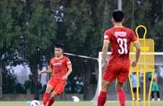 Chốt danh sách đội tuyển U23 Việt Nam dự vòng loại U23 châu Á 2022