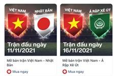 Sức hút trái ngược của vé xem đội tuyển Việt Nam thi đấu tại Mỹ Đình
