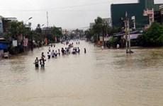 Nhiều ngân hàng cứu trợ khẩn cấp các tỉnh miền Trung