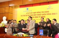 LienVietPostBank cấp tín dụng cho Nhiệt điện Vũng Áng 01