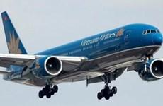 Vietnam Airlines nhận thêm hai máy bay Airbus 321