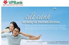 Tặng 2 triệu đồng khi mua vé máy bay bằng thẻ nội địa VPBank