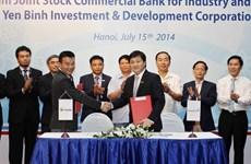 VietinBank và Công ty Yên Bình ký thỏa thuận hợp tác toàn diện