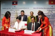 LaoViet Bank mua 30 triệu USD trái phiếu Chính phủ Lào