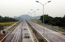 Dự án đường Hà Nội-Bắc Giang được tài trợ tín dụng 3.658 tỷ đồng