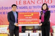 VietinBank tài trợ 18 tỷ đồng an sinh xã hội tại Ninh Bình