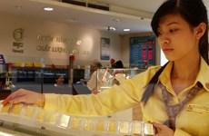 Giá vàng tăng mạnh lên 35,75 triệu đồng trước ngày Thần tài