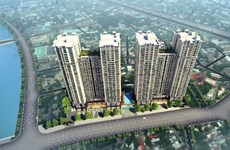 LienVietPostBank tài trợ 400 tỷ đồng dự án Five Star Kim Giang