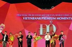 VietinBank tổ chức đêm nhạc tri ân, ra mắt dịch vụ khách hàng ưu tiên