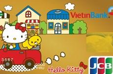 Những tiện ích khó tin của thẻ tín dụng VietinBank-Hello Kitty-JCB
