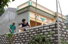 311.000 hộ nghèo được vay vốn ưu đãi làm nhà ở giai đoạn 2