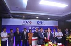 BIDV ký kết hợp tác toàn diện với Bảo hiểm tiền gửi Việt Nam