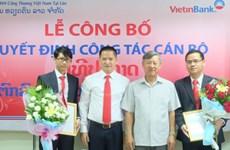 Bổ nhiệm 2 Phó Tổng giám đốc Ngân hàng Công thương tại Lào