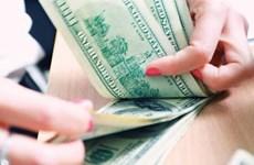 Tỷ giá USD/VND tại các ngân hàng thương mại giảm từ 60-70 đồng