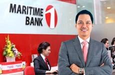 Ông Huỳnh Bửu Quang được bổ nhiệm làm Tổng Giám đốc Maritime Bank