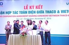Vietcombank tài trợ 4.500 tỷ đồng cho công ty ôtô Trường Hải