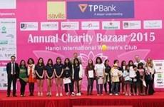 TPBank đồng hành cùng hội chợ từ thiện nhằm giúp đỡ trẻ em nghèo