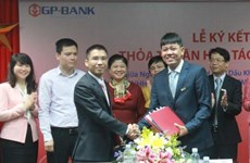 VBI hợp tác toàn diện với GP Bank nâng cao chất lượng dịch vụ