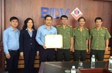 BIDV Khánh Hòa phối hợp cơ quan công an lập công bắt tội phạm thẻ