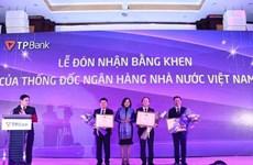 TPBank được Thống đốc Ngân hàng Nhà nước tặng Bằng khen
