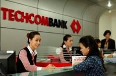 Lợi nhuận trước thuế của Techcombank tăng 43,8% năm 2015