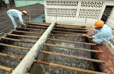 WB tài trợ thêm 119 triệu USD cho dự án cấp nước và xử lý nước thải