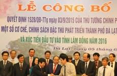 LienVietPostBank tài trợ 11.000 tỷ đồng phát triển mắcca ở Lâm Đồng