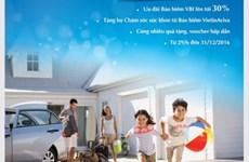Tham gia bảo hiểm An Thịnh Phát Lộc được hưởng nhiều đặc quyền