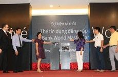 Ngân hàng Tiên Phong ra mắt thẻ tín dụng TPBank World MasterCard