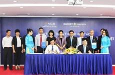 NCB và Bảo Việt triển khai mô hình bảo hiểm liên kết ngân hàng