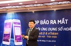 TPBank ra mắt giải pháp ngân hàng số eBank v8.0 và eToken