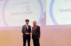 Vietcombank là ngân hàng chấp nhận thẻ hiệu quả nhất năm 2016