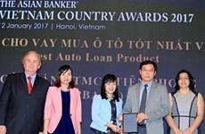TPBank có sản phẩm cho vay mua ôtô tốt nhất thị trường Việt Nam