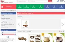 Sản phẩm của Việt Nam được tiếp cận thị trường quốc tế qua sàn Kiu