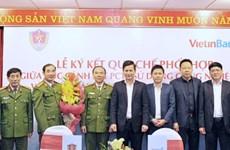 VietinBank đẩy mạnh hợp tác phòng chống tội phạm công nghệ cao