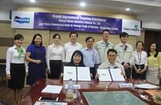 Vietcombank tài trợ 2.271 tỷ đồng cho công ty Doosan Vina