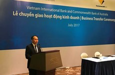 VIB mua lại chi nhánh ngân hàng nước ngoài CBA tại TPHCM