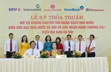 VietinBank và Kho bạc ký thỏa thuận thu ngân sách Nhà nước