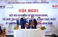 Vietcombank tài trợ các dự án PPP của Thành phố Hồ Chí Minh
