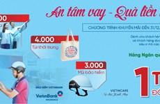 Tham gia bảo hiểm VietinBank được nhận nhiều phần quà hấp dẫn