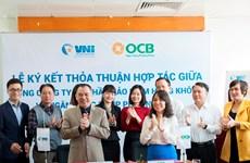 OCB ký hợp tác toàn diện với Tổng công ty Bảo hiểm Hàng không