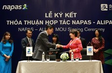 NAPAS ký thỏa thuận hợp tác với AliPay phục vụ khách du lịch