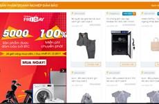Ngân hàng dành nhiều ưu đãi cho chủ thẻ trong ngày Online Friday