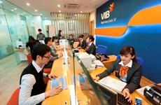 VIB phát hành chứng chỉ tiền gửi bằng VND với lãi suất 8,7%