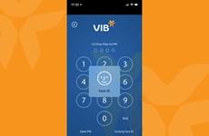 Ngân hàng đầu tiên triển khai tính năng FaceID trên Mobile Banking