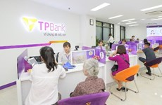 Lợi nhuận của TPBank đạt trên 1.205 tỷ đồng, tăng trưởng tới 70%
