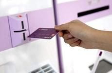 Ngân hàng đầu tiên phát hành thành công thẻ chip ATM và thẻ contactles